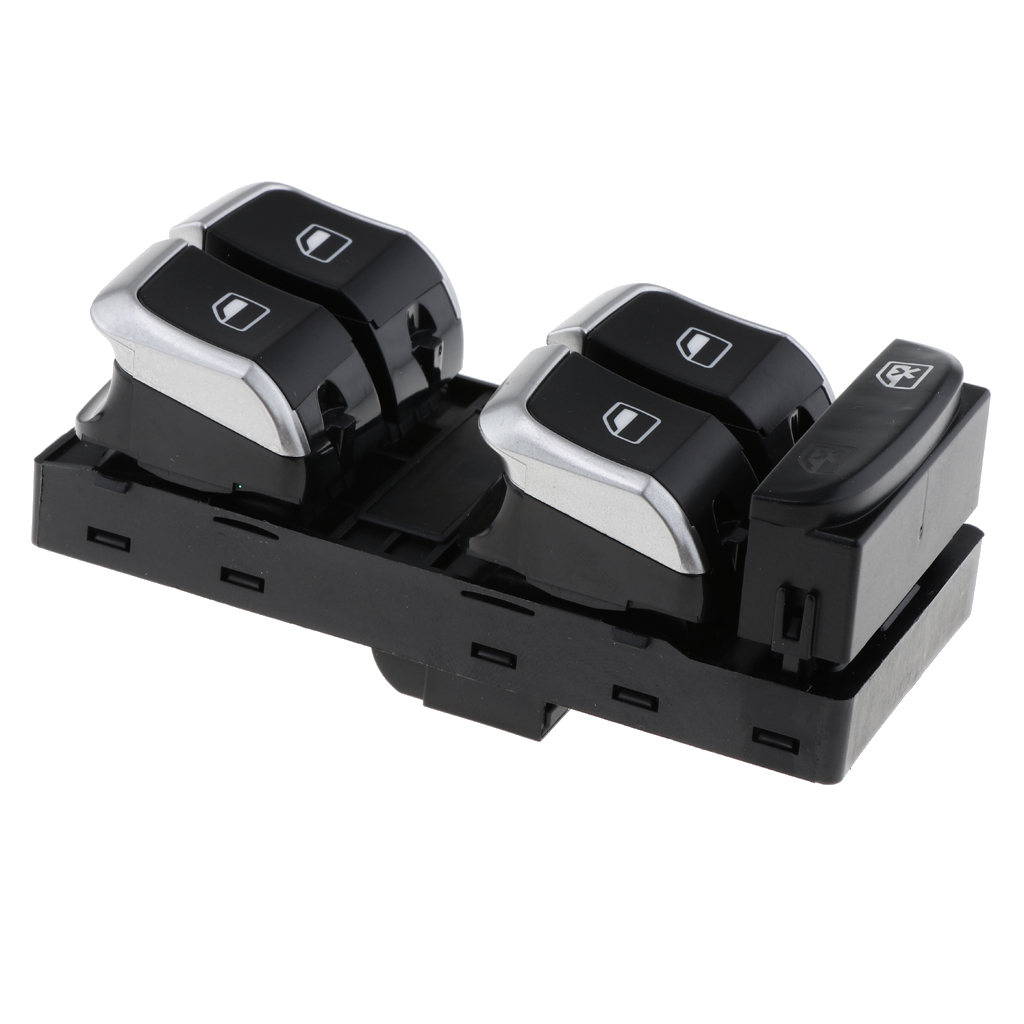 Electric Power Window Master Switch for Audi A4 B8 Q5 Q3 OEM#8KD959851A
