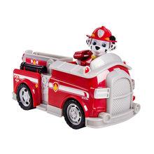 Pata patrulha de resgate cão filhote de cachorro conjunto brinquedo carro patrulla canina brinquedos figura ação modelo marshall perseguição entulho veículo crianças presente(China)