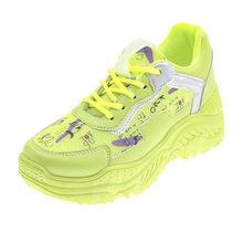 MBR KRAFT Sneakers frauen schuhe flache turnschuhe straps casual komfortable dicken boden damen turnschuhe(China)