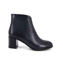 Sophitina Thời Trang Thiết Kế Đặc Biệt Mới Giày Nam Da Thật Cao Cấp Chính Hãng Da Thoải Mái Gót Vuông Nữ Mắt Cá Chân Giày PC374(China)