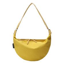 2 conjuntos de mulheres bolsa lazer saco de compras senhoras bolsa de ombro alta qualidade lona macia grande capacidade(China)