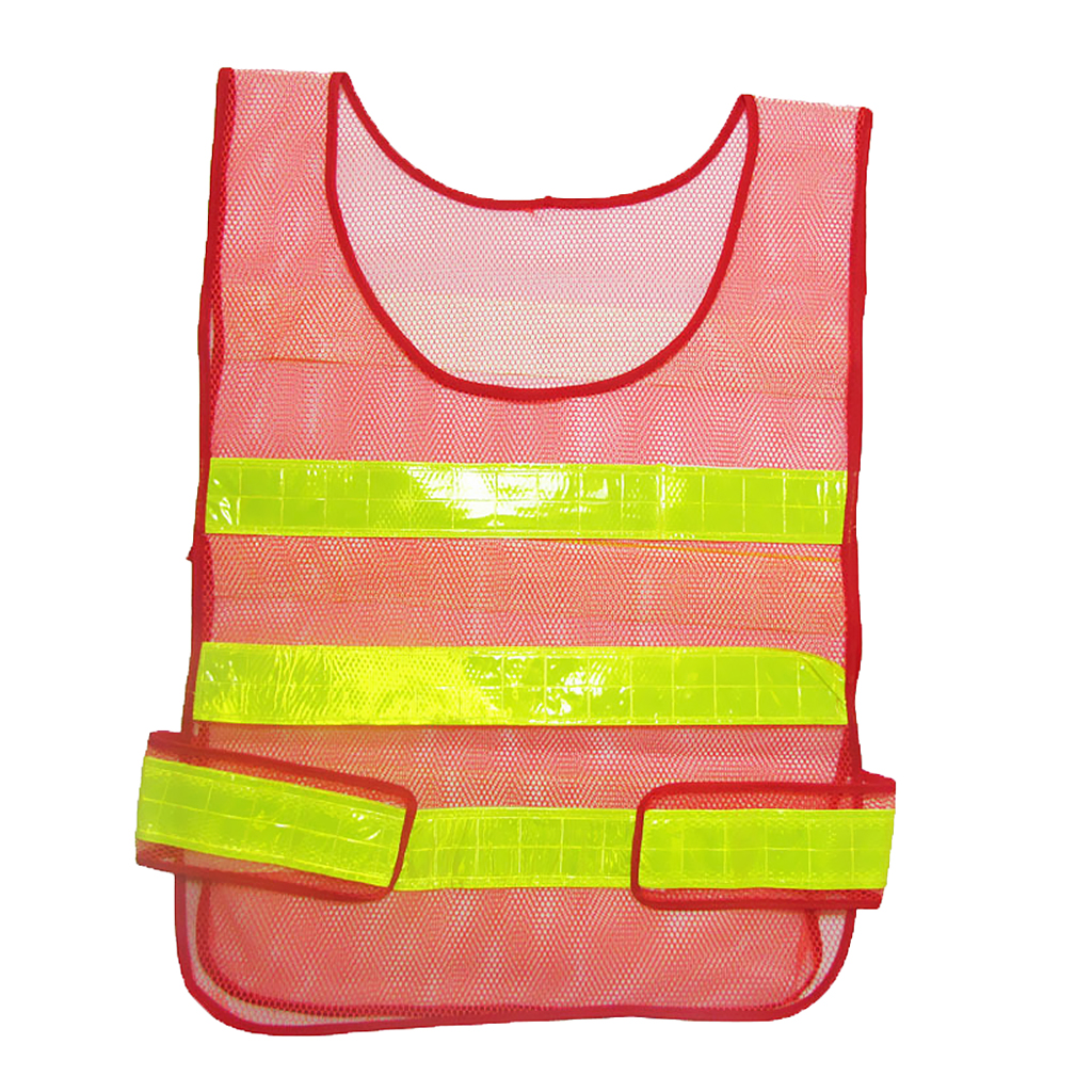 Safety Vest Reflective Multi-Use Visible Protective Vest Equipment Protection