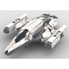 Новый Legoins Lepins строительный блок Звездные войны mocmdiscal imperial couier космический корабль Звездный Разрушитель сборка игрушка мальчик подарок на ...(Китай)