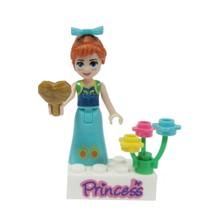 Legoing Anna dane Mulan bestia Model księżniczka kopciuszek zabawki dla dzieci dla dzieci figurka Elsa książę dziewczyna bloki zabawki Legoings dziewczyny(China)