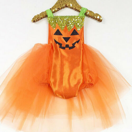 USA-Newborn-Baby-Girls-Halloween-Costume-Romper-Tutu-Dress-Party-Clothes-Outfits