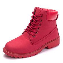 QUANZIXUAN kadın çizme sonbahar kış kadın yarım çizmeler moda kadın kar botları kızlar bayanlar için iş ayakkabısı kadın artı boyutu 36- 41(China)
