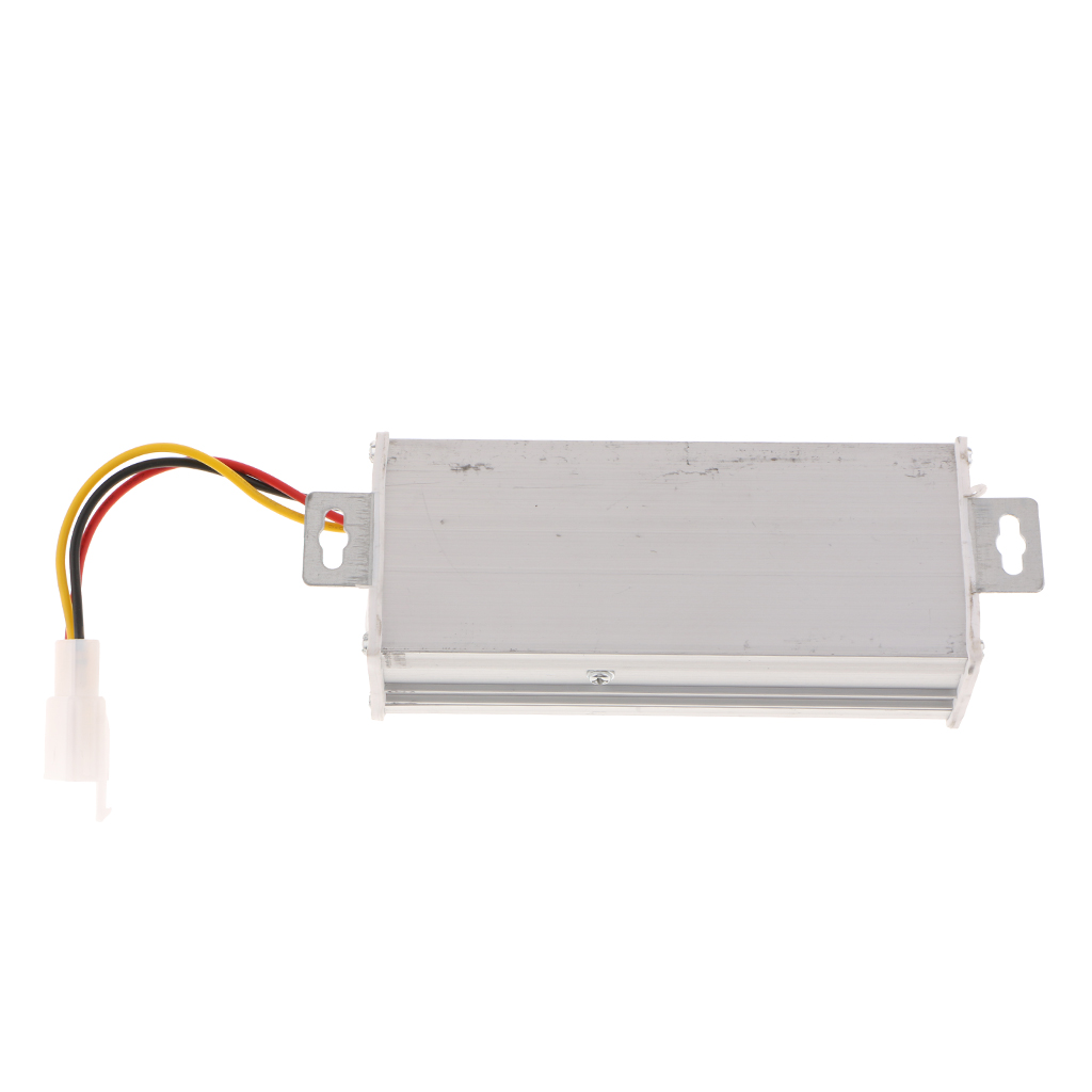 Premium DC 24V~60V to DC 12V Power Supply Inverters 15A Converters Adapters for Electric Car