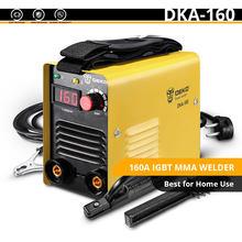 DEKO DKA シリーズ DC インバーターアーク溶接機 220V IGBT MMA 溶接機 120/160/200/250 アンプ家庭用初心者軽量効率的な(China)