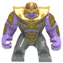 大ハルク Thanos さんバスター毒暴動黒矮星ビルディングブロックのギフトのおもちゃ(China)