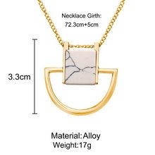 Modyle Vintage Đa Lớp Pha Lê Mặt Dây Chuyền Nữ Màu Vàng Hạt Zircon Ngọc Trai Vòng Cổ Choker Trang Sức Mới(China)