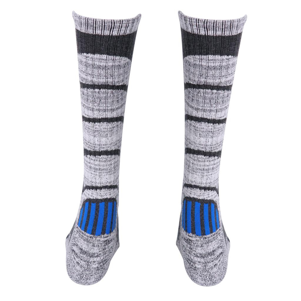 Mens Womens Winter Warmer Sports Hiking Trekking Mountaineering Thermal Snow Ski Long Boot Socks 5-9 Sports Socks