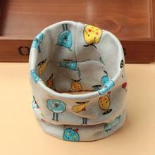Хлопковый детский шарф со звездами, детские нагрудники для мальчиков и девочек, мягкие детские воротники с круглым вырезом, шейный платок д...(China)