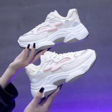 Fujin kadın botları ayakkabı kış ayakkabı platformu ayakkabı peluş kürk Lace Up kadınlar rahat ayakkabılar patik moda 2019(China)