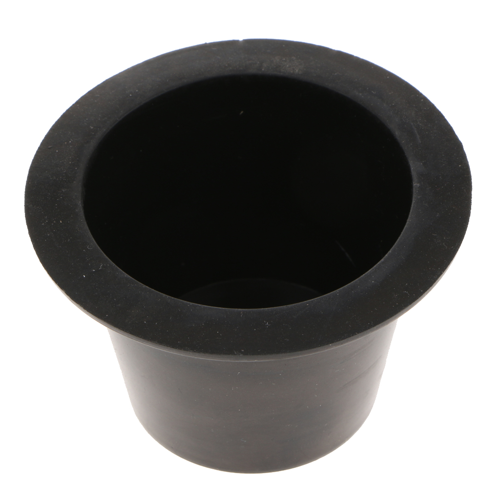 Universal Rubber Housing Seal Cap Dust Cover Car LED HID Headlight 53X44mm