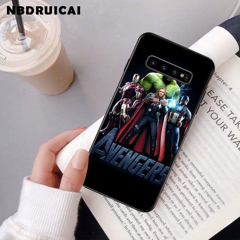 Marvel Avengers Heros Comics Collage