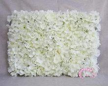 60х40см Свадебный цветочный фон искусственный шелк Роза Пион Гортензия цветы стена дорога ведущие Цветы вечерние товары(Китай)