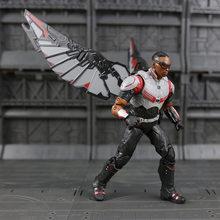 Marvel vingadores endgame brinquedos anime figura de ação thor martelo ironman homem de ferro hulk capitão américa lendas thanos spiderman loki(China)