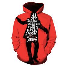 Joker hoodie männer der 2019 Neue 3D gedruckt mode Sweatshirts lässig hip-hop-männer und frauen kleidung Streetwear Große größe S-6XL(China)