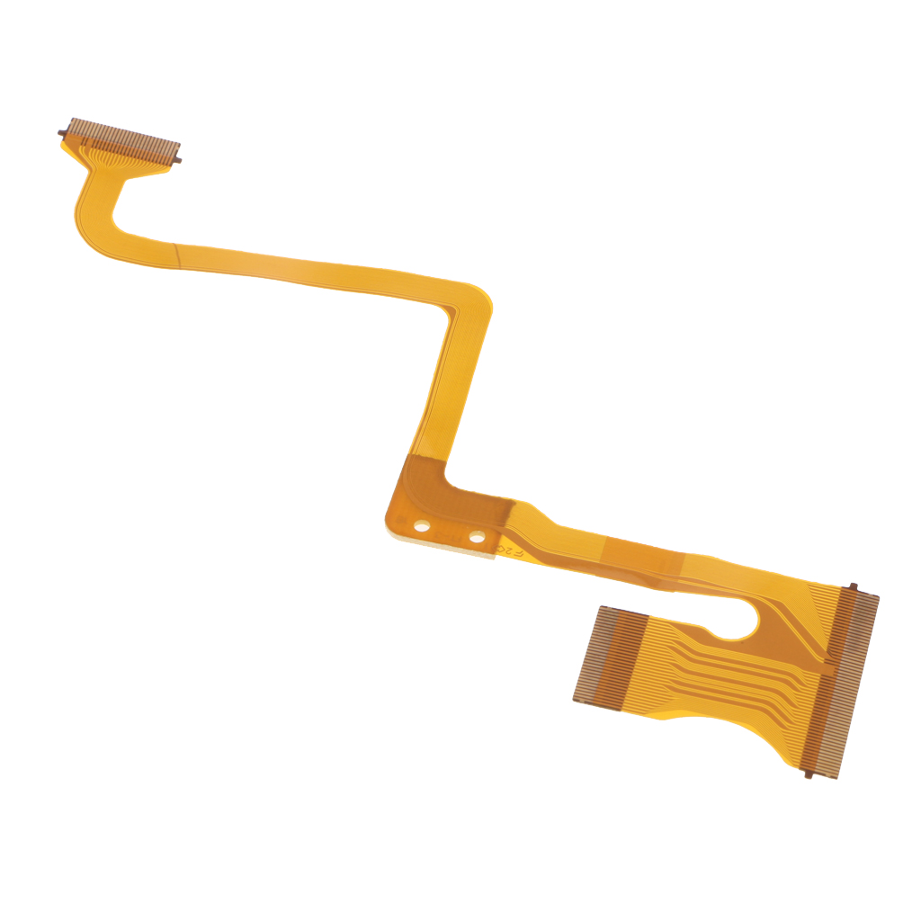 1PC LCD Screen Ribbon FPC Flex Cable for JVC GZ-MS120 MS130 MS123 HM200 Cameras Repair Parts