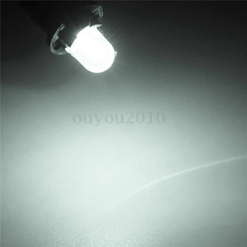 10pcs W5W T10 T15 194 168 COB 8SMD Led Parking Bulb CANBUS Silica Bright White License Light Bulb Car Auto Wedge Clearance Lamp