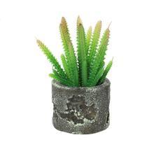 Зеленые искусственные суккуленты для украшения дома и сада, свадебные растения, настенные цветы, бонсай, искусственные растения 1(Китай)