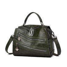 Nova crossbody sacos para as mulheres 2019 bolsas de luxo mulheres sacos designer de ombro de alta qualidade saco de marca de luxo mulheres bolsas(China)