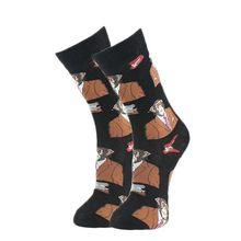WPLOIKJD 1 Paar Männer Baumwolle Lustige Socken Bunte Tier Lebensmittel Glückliche Muster Klassische Kreative Calcetines Hombre Divertido Skarpetki(China)