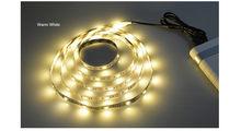 DC 5 В 0,5 м 1 м 2 м 3 м 4 м 5 м USB светодиодный светильник SMD 2835 Рождественский Настольный Декор лампа лента для ТВ фоновое освещение Светодиодная по...(China)
