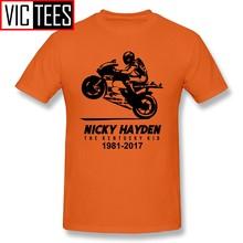 גברים של 1981 ניקי היידן 69 T חולצה גברים זכר אופנה הודיה יום Custom 3XL משפחה T חולצות(China)