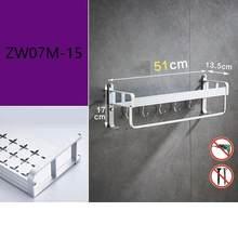 Holder Estante Ducha Mobile Accessori Bagno Lazienka Wall Accessories Shower Shelf Salle De Bain Shelves Bathroom Organizer(China)
