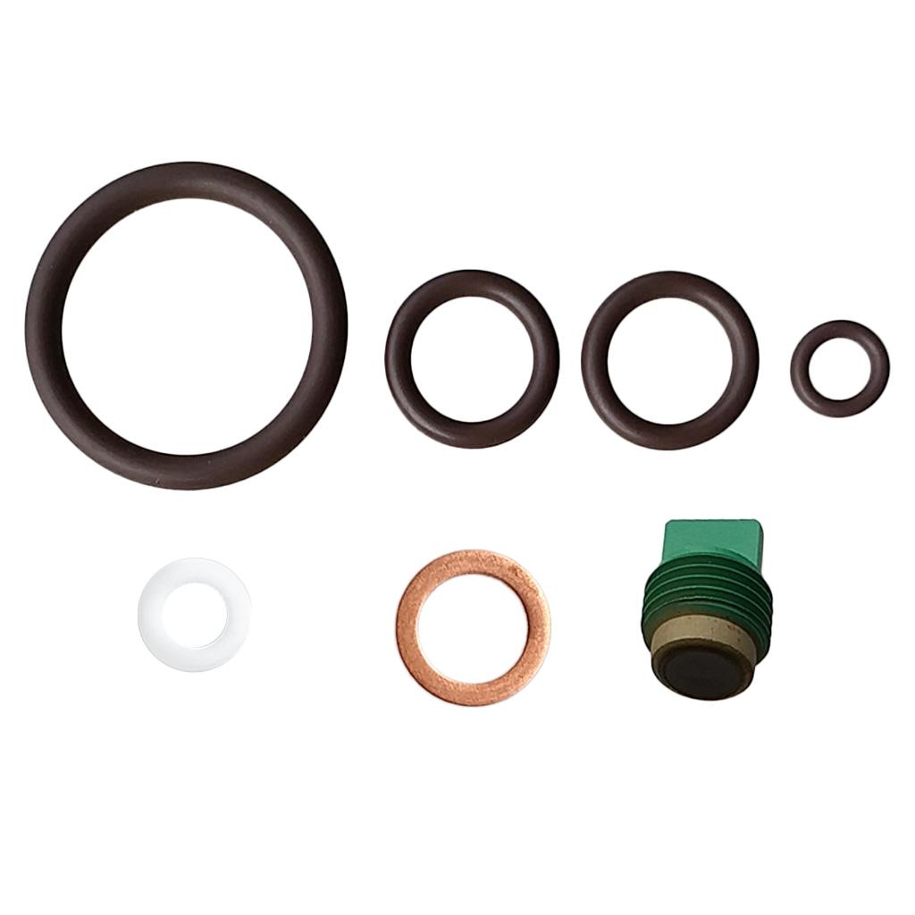 Scuba Valve Service Kit Rebuild Kit Spare Part Valve Seat Assembly & Gasket
