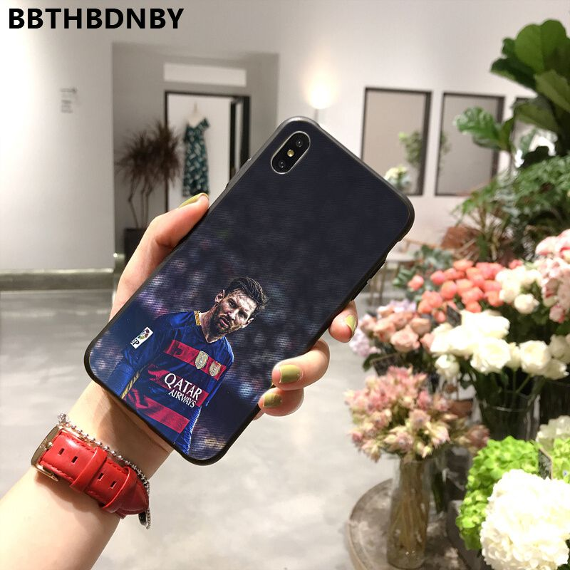 For iphone 11 MESSI coque
