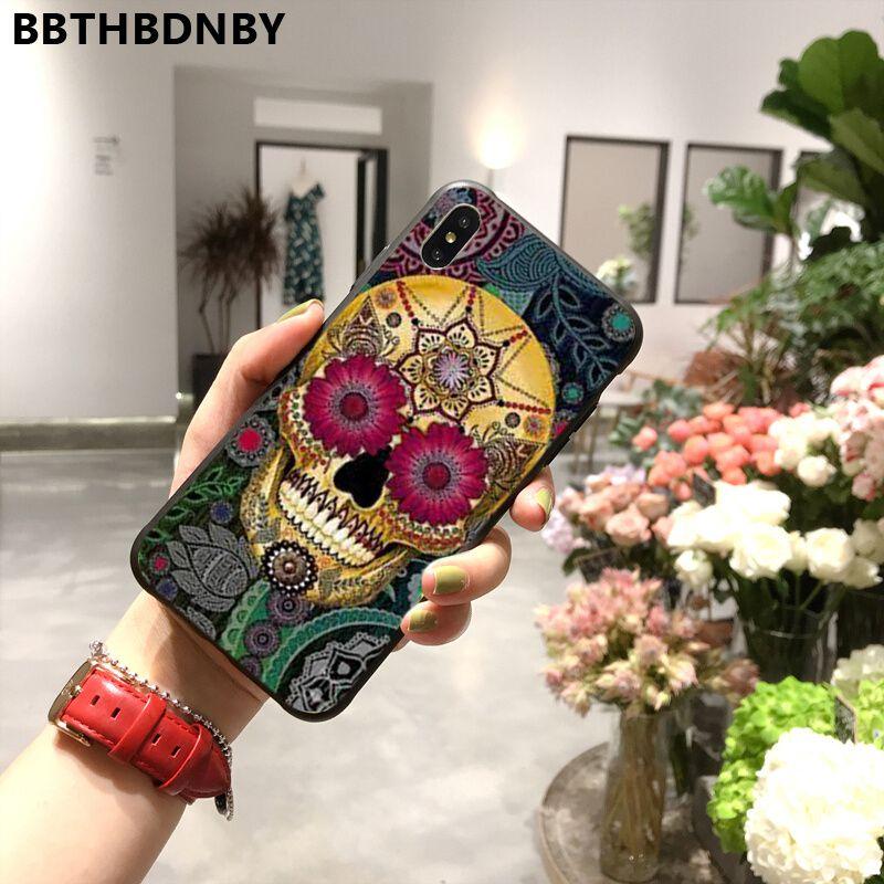 Top of skull art in Mexico