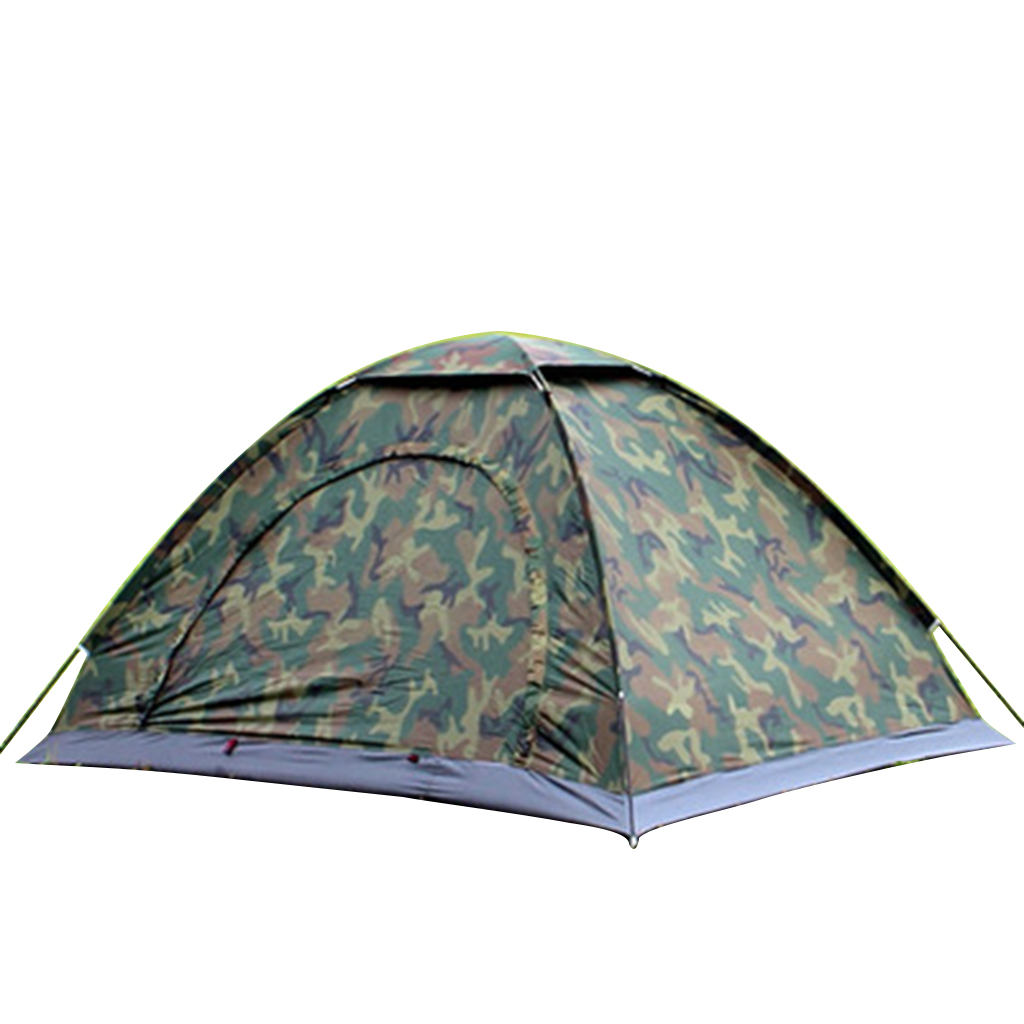 Camping Tent Beach Tent 2 Persons Anti-UV Awning Tents Outdoor Sunshelter for General Use