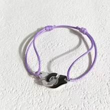 J. hangke 20 צבע מתכוונן homme femme bijoux תכשיטי 925 כסף אזיקים צמיד לנשים גברים חבל יוקרה מותג צמידים(China)
