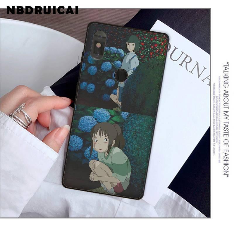 Cute Spirited Away Ghibli Miyazaki Coque