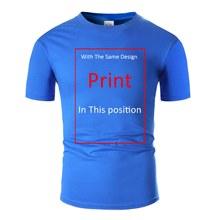Элвиса Пресли Алоха из Гавайских поющих пальм закат футболка S-5XL Slim Fit футболки новейшие печатные мужские футболки с круглым вырезом(China)