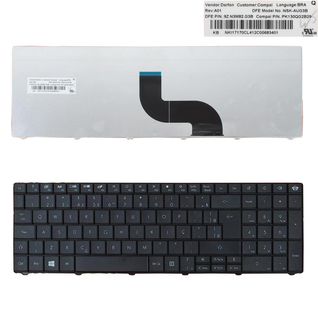 Portuguese Layout Replacement Keyboard Laptop Keyboard Laptop For Acer E1-571G E1 521 531 571 E1-521 E1-531 E1-531G E1-571