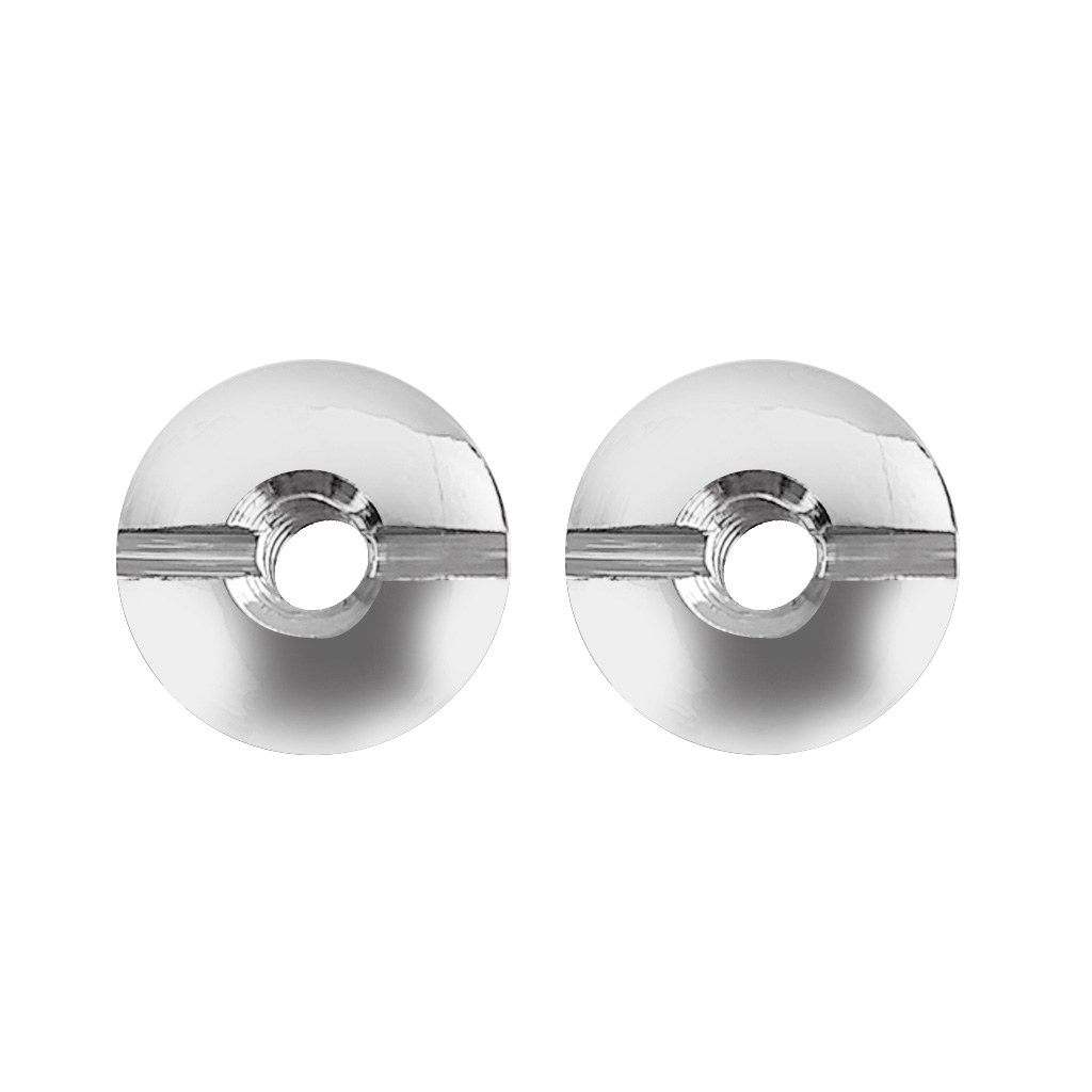 2Pcs Lightweight Scuba Valve Handwheel Nut Tank Valve Nut 3/16