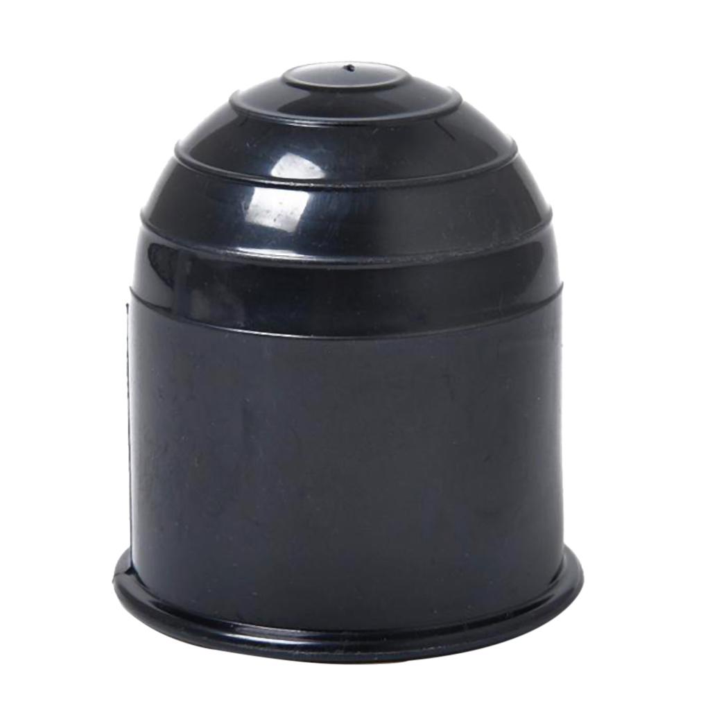 Car Tow Bar Ball Cover Cap Hitch Camper RV Towball Protect Dia 50mm