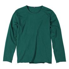 SIMWOOD di 2019 Nuovo di Arrivo di autunno a maniche lunghe t camicia degli uomini di modo causale giovane 100% cotone T Camicette Magliette e camicette Magliette Più formato TL3505(China)