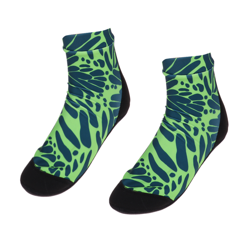 Water Sports Shoes Unisex Barefoot Quick-Dry Aqua Yoga Beach Socks Boots for Swimming Surfing Diving Boating Walking