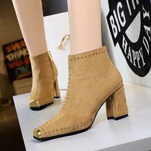 Beyaz Martin çizmeler kadın 2020 sonbahar kış İngiltere stil çizmeler kadın akın deri rahat kısa motosiklet Boots ayakkabı K0148(China)