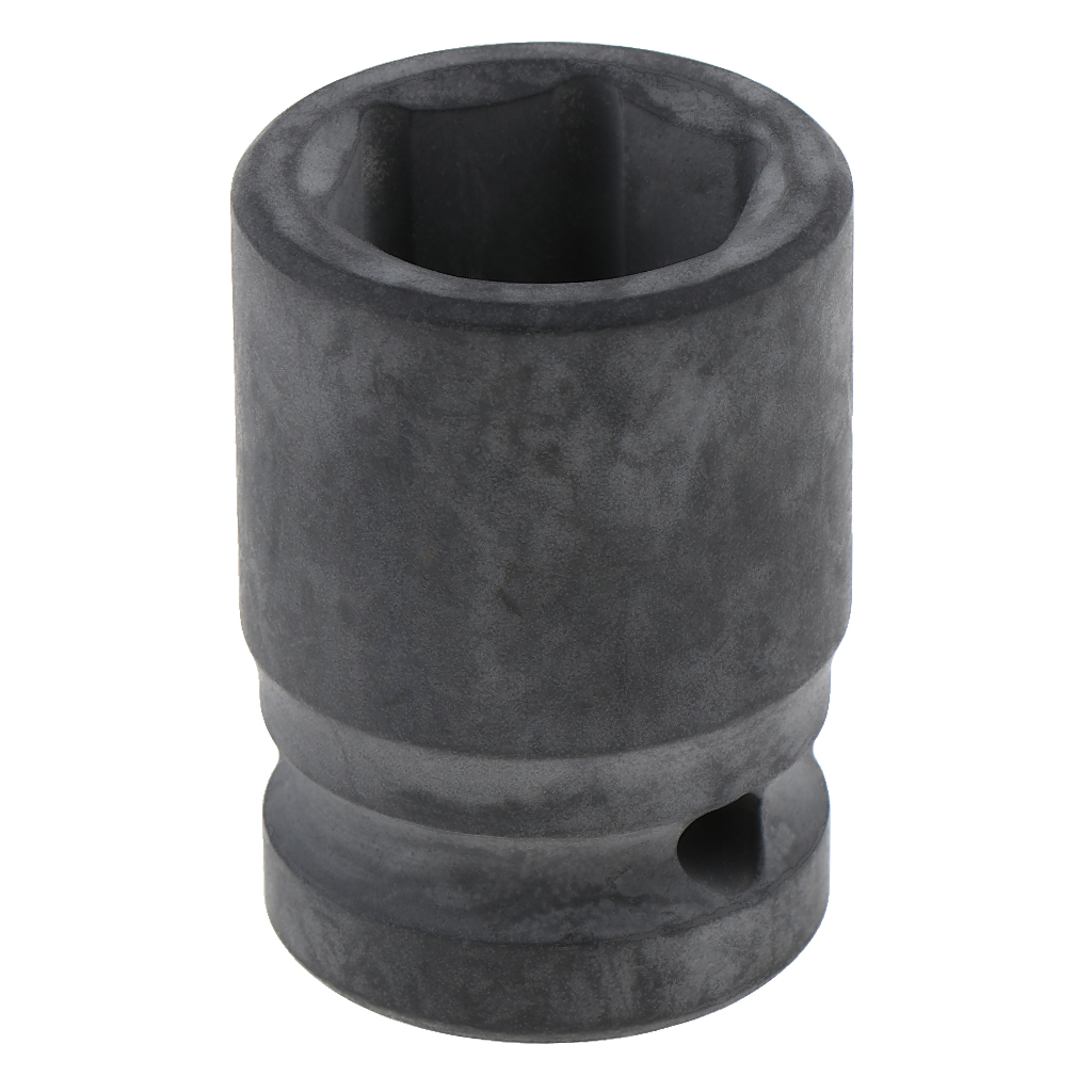 1/2-Inch Drive 18 mm Hex Deep Impact Socket, 6-Point,38mm Length