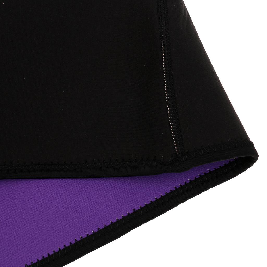 Neoprene Adult Top Wetsuit Vest UV Protection Surf SUP Swim Dive Rash Guard