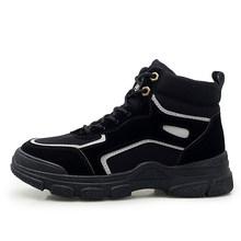 STQ 2020 Nữ Mùa Đông Ủng Giày Nữ Giữ Ấm Cổ Chân Giày Giày Sneakers Nữ Mùa Đông Cổ Chân Giày Boots k8901(China)