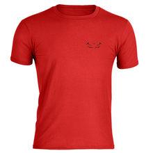 Черная футболка «летучая мышь», Мужская футболка с коротким рукавом, тонкая спортивная одежда, топы, футболка, универсальная футболка с кру...(China)