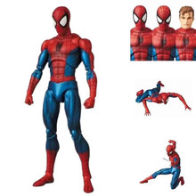 14cm vingadores super herói spiderman brinquedos do regresso a casa homem aranha pvc figura de ação brinquedos spider-man boneca collectible modelo brinquedos presente(China)
