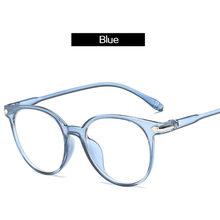 Oulylan модные женские очки в оправе винтажные оправы для очков мужские ретро круглые прозрачные линзы оптические очки(Китай)