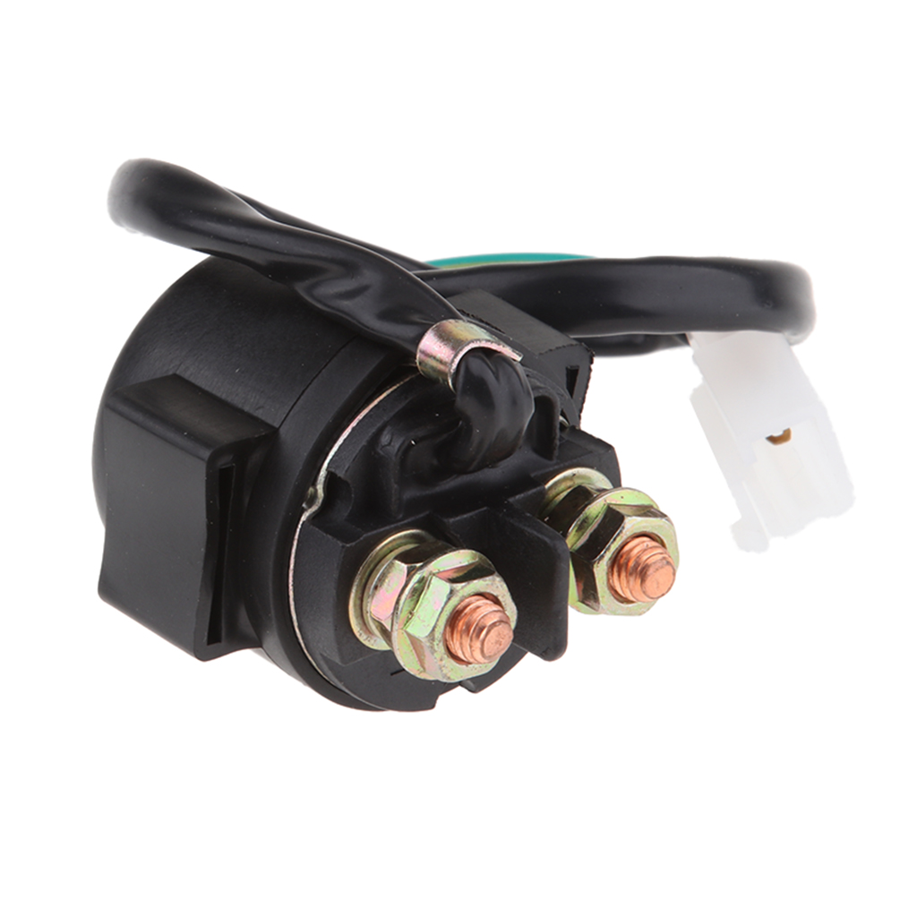 Motorcycle Electrical Parts Starter Solenoid Relay Fit For CFMOTO CH125 CF250 UTV ATV GO KART Water-cooled Scooter